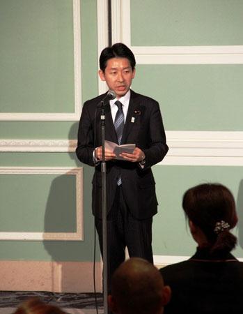 写真(2012年12月11日) 2012年12月11日 ホテル日航東京 「パラリンピック(ロンド