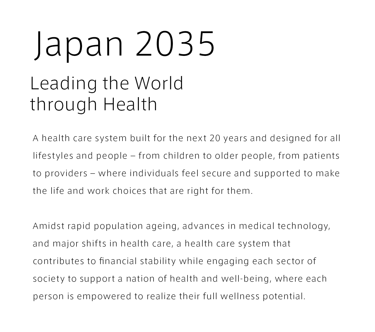 japans health care system We look at how patients pay for healthcare around the world and the  japan  spends a sharply rising proportion of gdp on healthcare but falls.