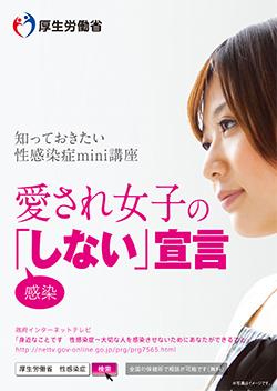 性感染症mini講座(若年層向け)女子版